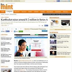 KartRocket raises around $ 2 million in Series A