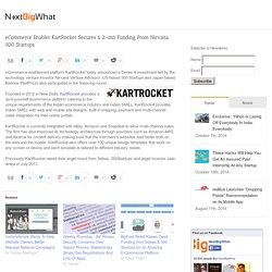 eCommerce Enabler KartRocket Secures $ 2-mn Funding From Nirvana, 500 Startups - NextBigWhat