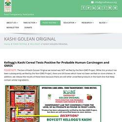 KASHI GOLEAN ORIGINAL