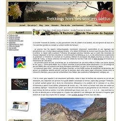 [Inde] Jammu & Kashmir - Grande Traversée du Zanskar