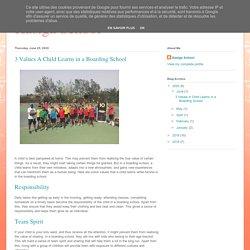 Kasiga School: 3 Values A Child Learns in a Boarding School