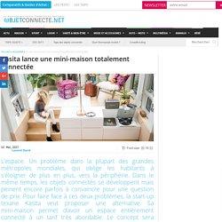 Kasita lance une mini-maison connectée à petit prix