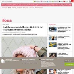 Trendikkäät käsityöt: bloggaaja Iines Aaltosen käsityöohjeet ovat huippusuosittuja