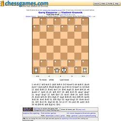 """Berlin defense Kasparov vs Kramnik (2001) """"Fall of the Wall"""""""