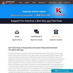 Kaspersky Support Number Australia 1800-875-393 Kaspersky Helpline