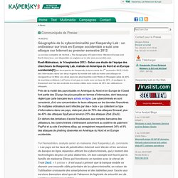 Kaspersky Lab – Newsroom EU. News Article