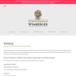 Auktionshaus Wimberger