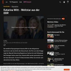 Katarina Witt - Weltstar aus der DDR - Die ganze Doku
