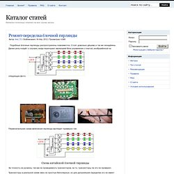 KataStat.ru - бесплатный каталог статей