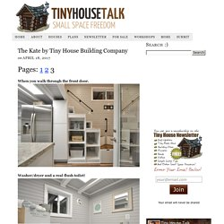 The Kate by Tiny House Building Company
