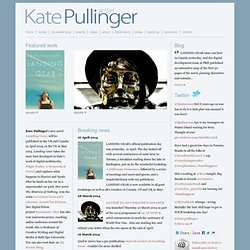 Kate Pullinger - writer