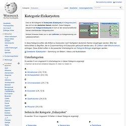 Eukaryoten