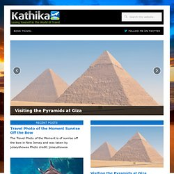 Kathika Travel Website