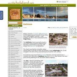 Kathisma « See The Holy Land