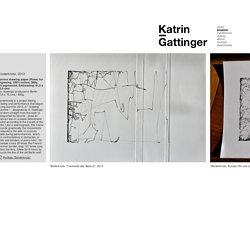 Katrin Gattinger / Borderknots