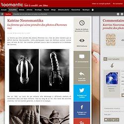 Katrine Neoromantika - La femme qui aime prendre des photos d'hommes nus - Actualités - Roomantic.fr