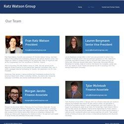 Katz Watson Group