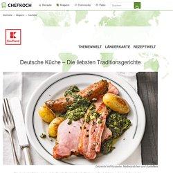 Deutsche Küche: Die liebsten Traditionsgerichte