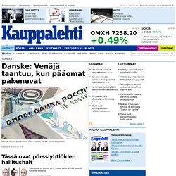 Uutiset ja talous