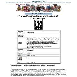 "VOLONTAIRES FRANÇAIS : ""33. Waffen-Kavallreie-Division Der SS ""Charlemagne"""