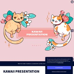 KAWAII PRESENTATION