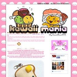 ♥ Tuto : Kawaii Toast en feutrine ♥ - Kawaii Mania - Blog créatif kawaii