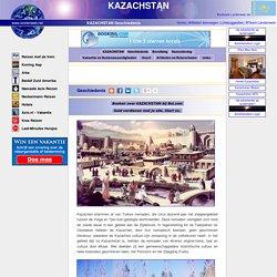 KAZACHSTAN Geschiedenis