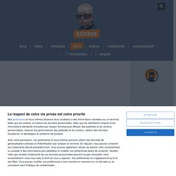 Kbackup – La sauvegarde facile sous Linux