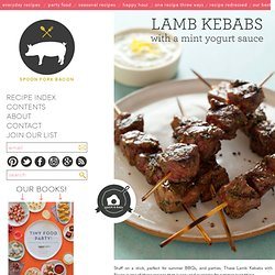 Lamb Kebab Recipe