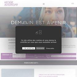 Kedge Business School Avignon - Kedge Avignon