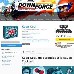 Keep Cool - Articles (6) - Un jeu de Dimitri Ferrière