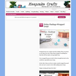 Keepsake Crafts - Sharing the Love of Crafting and Sewing