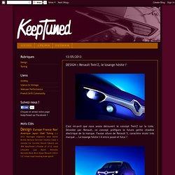 DESIGN > Renault Twin'Z, le losange hésite ?
