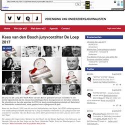 Kees van den Bosch juryvoorzitter De Loep 2017 - VVOJ