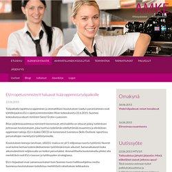 22.6. AMKE: EU:n opetusministerit haluavat lisää oppimista työpaikoille - Ammattiosaamisen kehittämisyhdistys AMKE ry