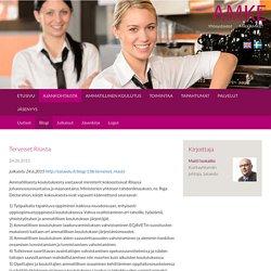 25.6. AMKE: Terveiset Riiasta - Ammattiosaamisen kehittämisyhdistys AMKE ry