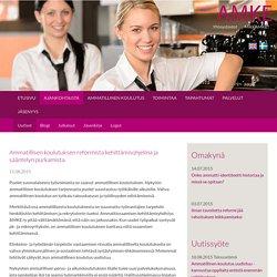 11.8. Ammatillisen koulutuksen reformista kehittämisohjelma ja sääntelyn purkamista