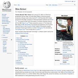 Max Keiser