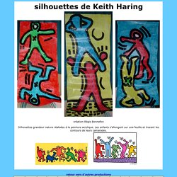 keith Haring école maternelle