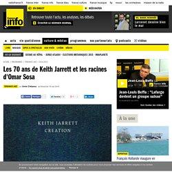 les racines d'Omar Sosa @ France Info