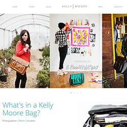 Welcome to the Kelly Moore Bag Store