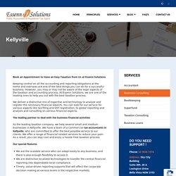 Tax Accountants Kellyville