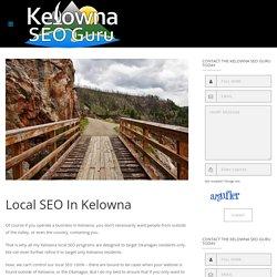 Local Listing Optimization BC - Kelowna SEO Guru