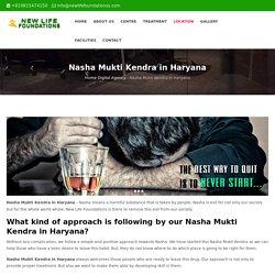 Nasha Mukti Kendra in Haryana