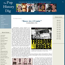 John F. Kennedy Freedom Riders