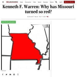 Kenneth F. Warren: Why has Missouri turned so red?