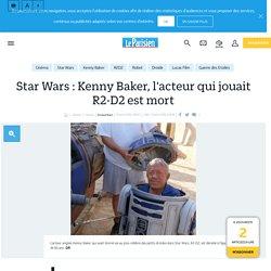 Star Wars : Kenny Baker, l'acteur qui jouait R2-D2 est mort - Le Parisien