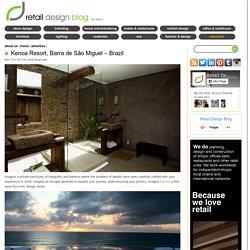 Kenoa Resort, Barra de São Miguel – Brazil