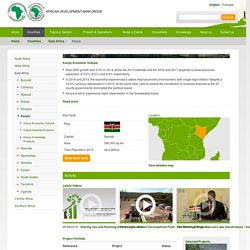 Kenya - African Development Bank
