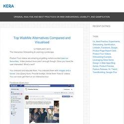 Kera's Onboarding & UX Blog